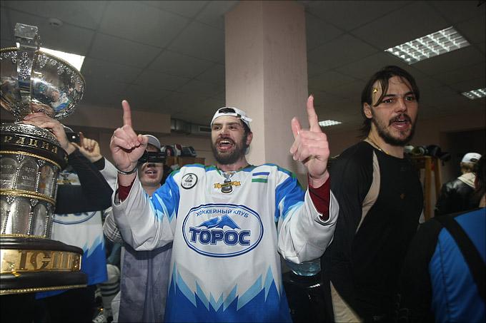 Сергей Карпов и Алексей Смирнов