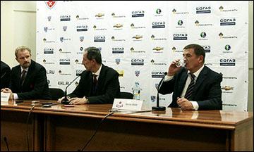 Послематчевая пресс-конференция главных тренеров