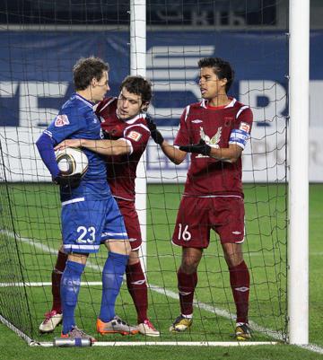 Касаев — очень интересный и хороший футболист. Просто мы не оговаривали конкретные цифры трансфера
