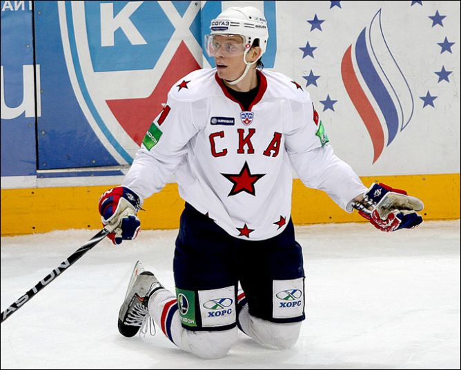 Максим Афиногенов.