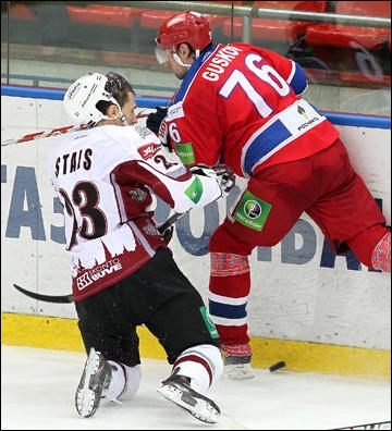 Александр Гуськов против Юриса Шталса
