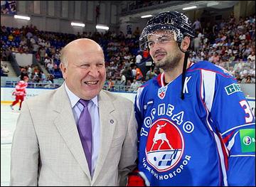 Валерий Шанцев и Евгений Варламов