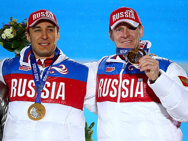 Алексей Воевода и Александр Зубков