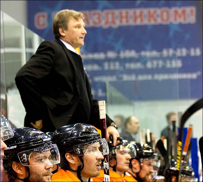 Алексей Ждахин и его команда