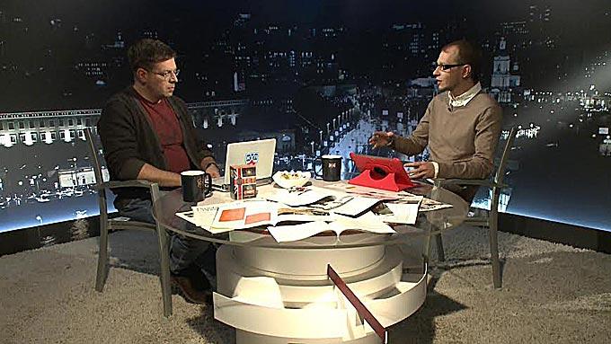 Александр Кузмак и Роман Чернявский