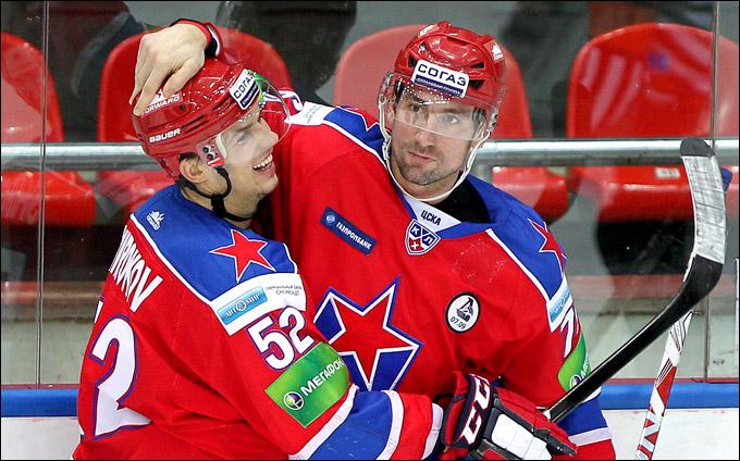 Сергей Широков и Александр Гуськов