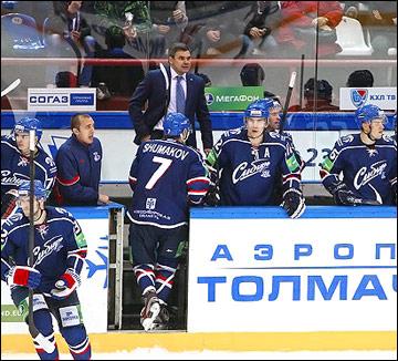 Дмитрий Квартальнов и его новая команда