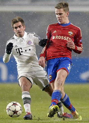 Получивший травму в матче с ЦСКА Филипп Лам пропустит несколько туров чемпионата Германии