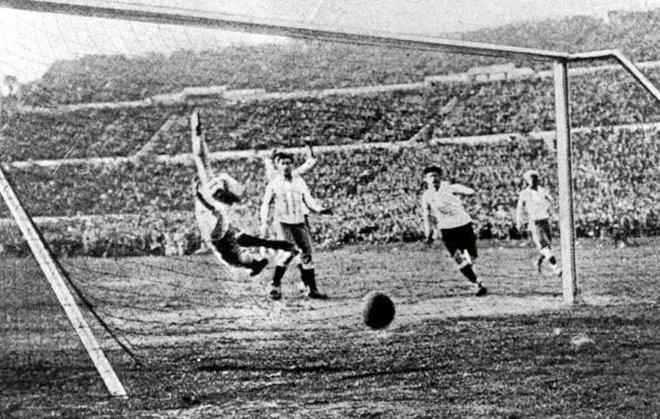 Финал ЧМ-1930. Уругвай – Аргентина