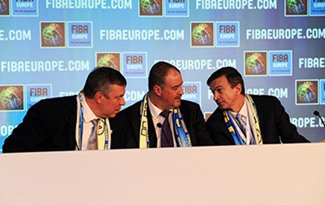 """Украинская делегация представила свою заявку на Евробаскет-2015 в мюнхенском отеле """"Марриотт"""""""