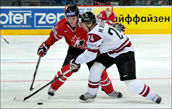 10.05.2010. ЧМ-2010. Канада - Латвия - 6:1. Фото 05.