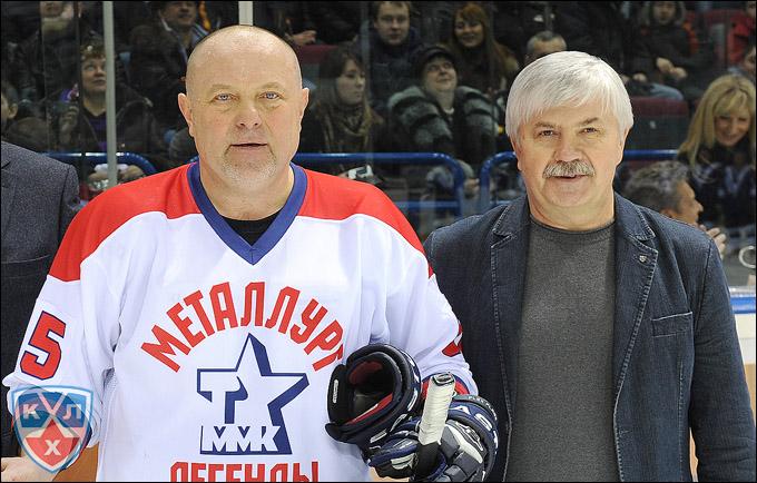 Федор Леонидович и Геннадий Иванович: крепкая мужская дружба