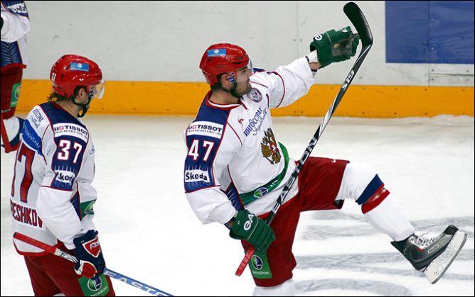 Александр Радулов.