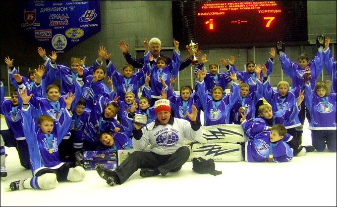 Валерий Кириченко и его команда