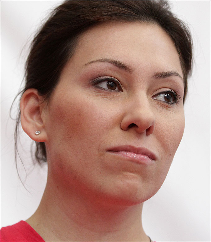 Кира Мозгалова. Вооружённая красота