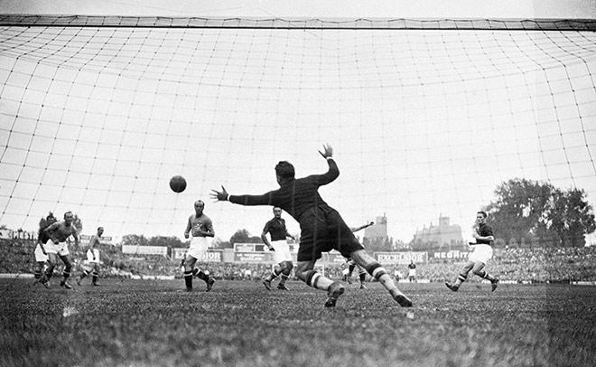Финал ЧМ-1938. Италия – Венгрия