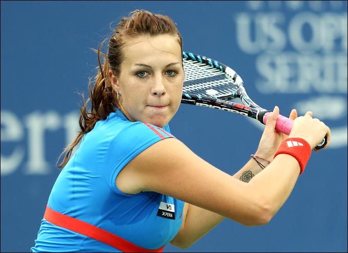 Анастасия Павлюченкова стала четвертьфиналисткой