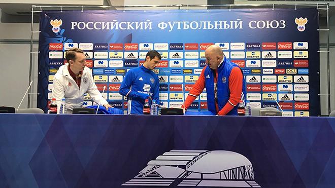 Станислав Черчесов: «Крититка бывает ипосле побед»