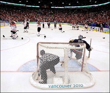 Олимпийский финал в Ванкувере
