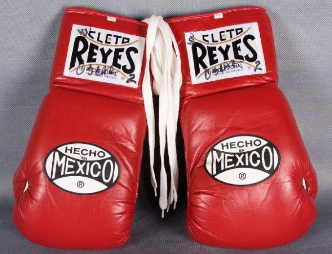 Перчатки Cleto Reyes