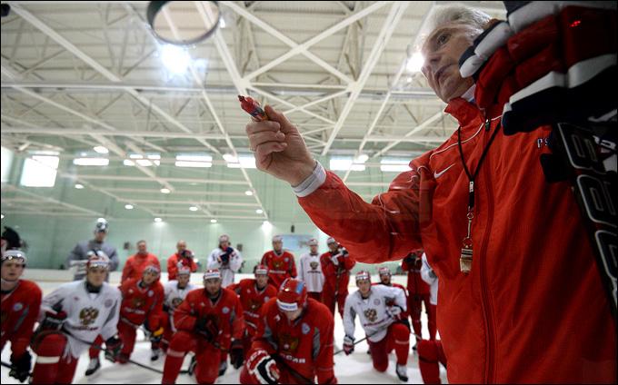 Зинэтула Билялетдинов и его сборная