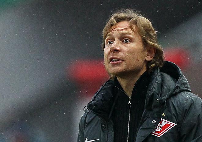 Валерий Карпин с 2008 по 2014 год работал в «Спартаке»
