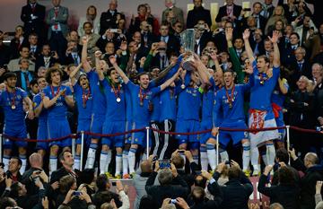 """""""Челси"""" — победитель Лиги Европы"""