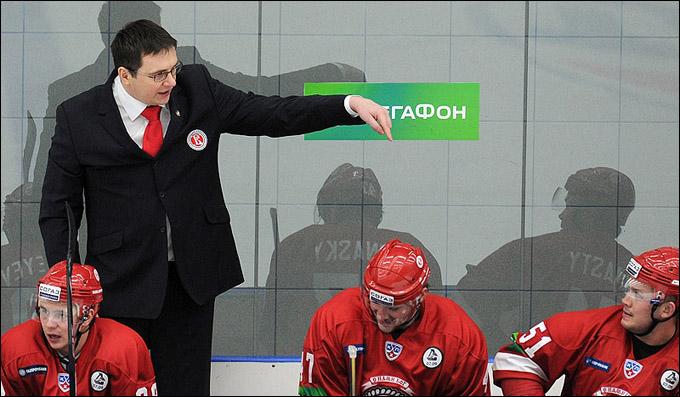 Андрей Назаров и его команда