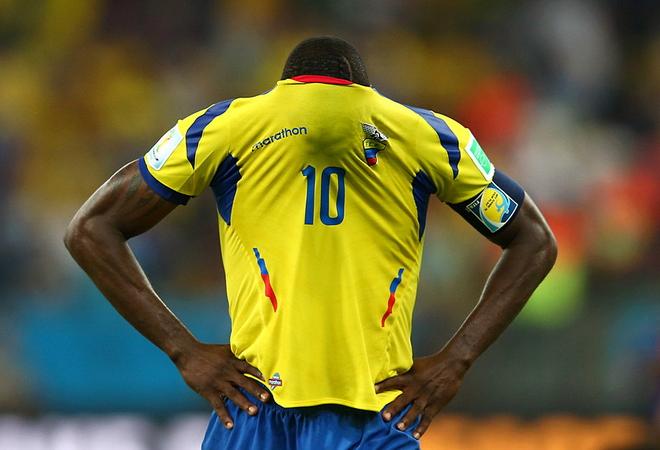 Эквадор — Франция — 0:0