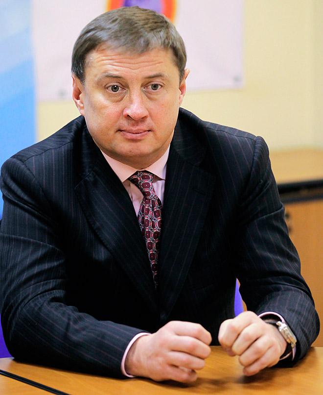 Вице-президент «Ростова» Александр Шикунов