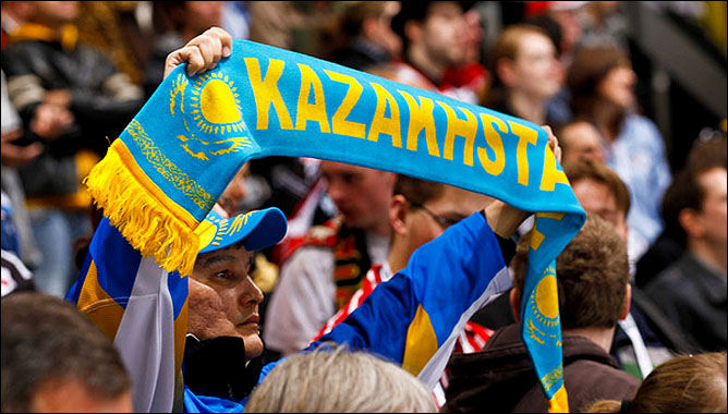 11.05.2010. ЧМ-2010. Россия - Казахстан - 4:1. Фото 03.