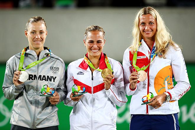 Моника Пуиг неожиданно стала олимпийской чемпионкой Рио