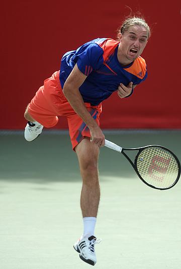 Александр Долгополов ещё в начале года входил в топ-20, но неудачно провёл сезон и потерял позиции
