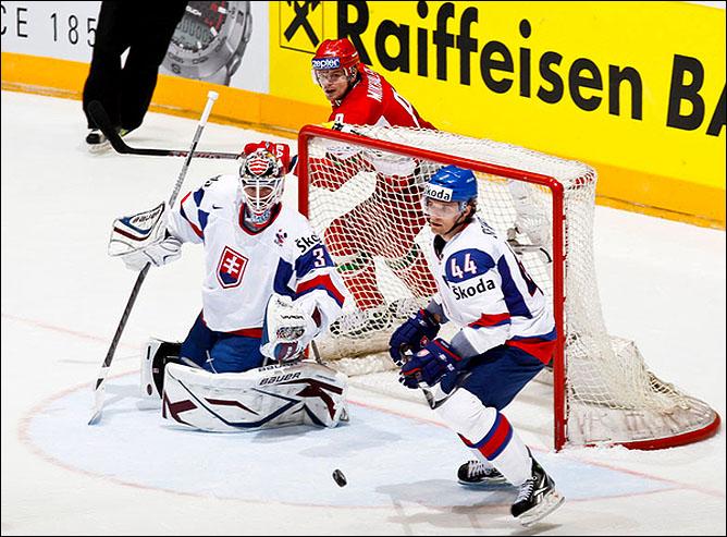 11.05.2010. ЧМ-2010. Белоруссия - Словакия - 2:4. Фото 01.