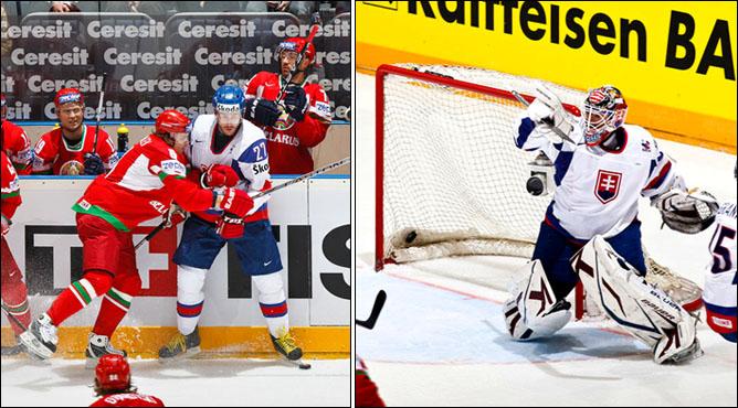 11.05.2010. ЧМ-2010. Белоруссия - Словакия - 2:4. Фото 02.