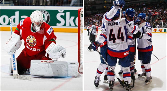 11.05.2010. ЧМ-2010. Белоруссия - Словакия - 2:4. Фото 04.