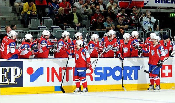 11.05.2010. ЧМ-2010. Чехия - Норвегия - 2:3. Фото 02.
