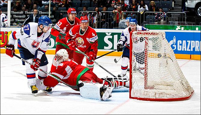 11.05.2010. ЧМ-2010. Белоруссия - Словакия - 2:4. Фото 06.