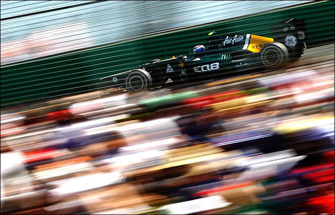 Автогонки. Формула 1. Гран-при Испании