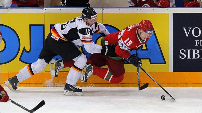 Дмитрий Мелешко против сборной Германии