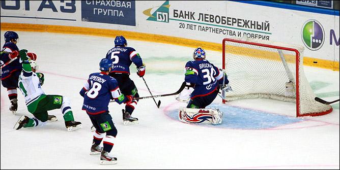 """Ю. Петров: """"Салават"""" Быкова умел держать темп"""