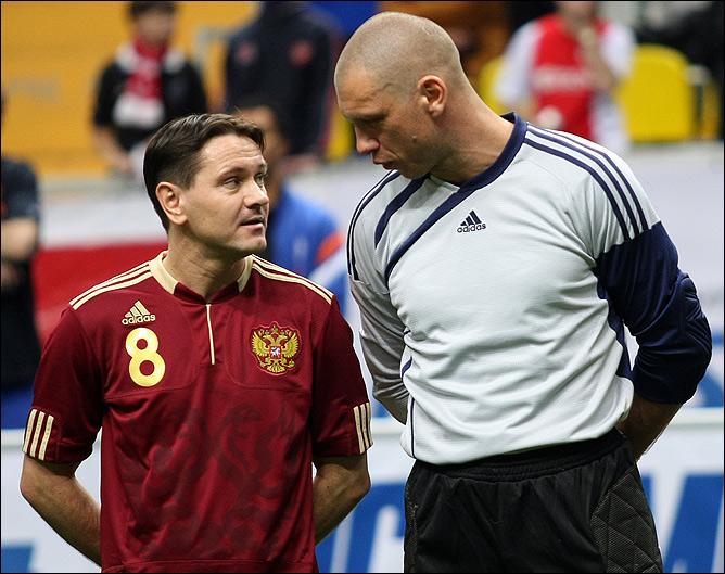Дмитрий Аленичев и Александр Филимонов