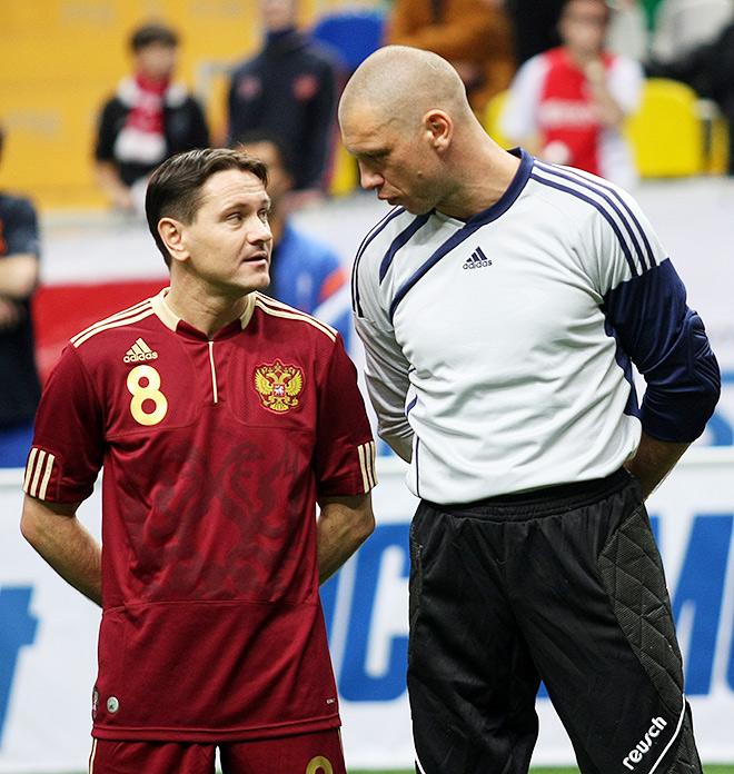 Главное богатство «Арсенала» — главный тренер Дмитрий Аленичев