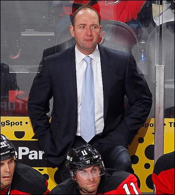 "Итоги сезона НХЛ. ""Нью-Джерси Девилз"". Питер ДеБур"