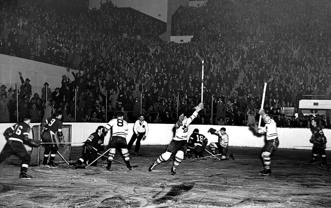1942 год. «Дейтройт» — «Торонто»
