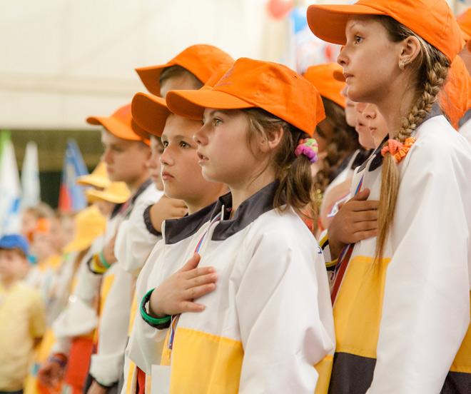 Олимпиада детских домов