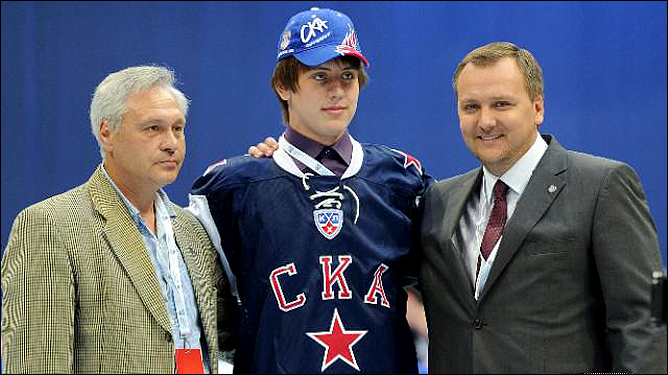 28 мая 2011 года. Мытищи. Драфт КХЛ
