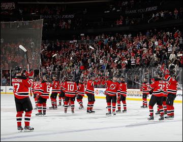 """Итоги сезона НХЛ. """"Нью-Джерси Девилз"""""""