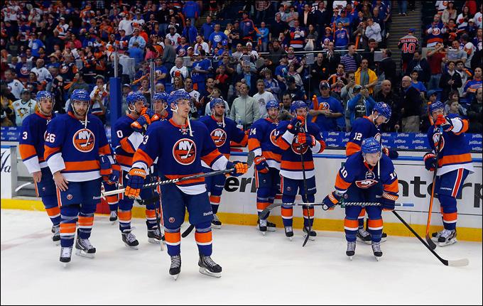 """Как дела, НХЛ? """"Нью-Йорк Айлендерс"""""""