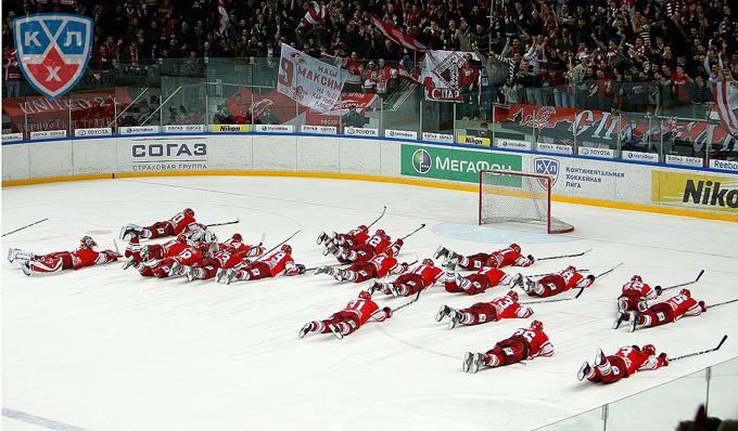 """Сезон-2008/09. """"Спартак"""""""